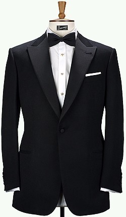 The Tuxedo: Social History of a Suit